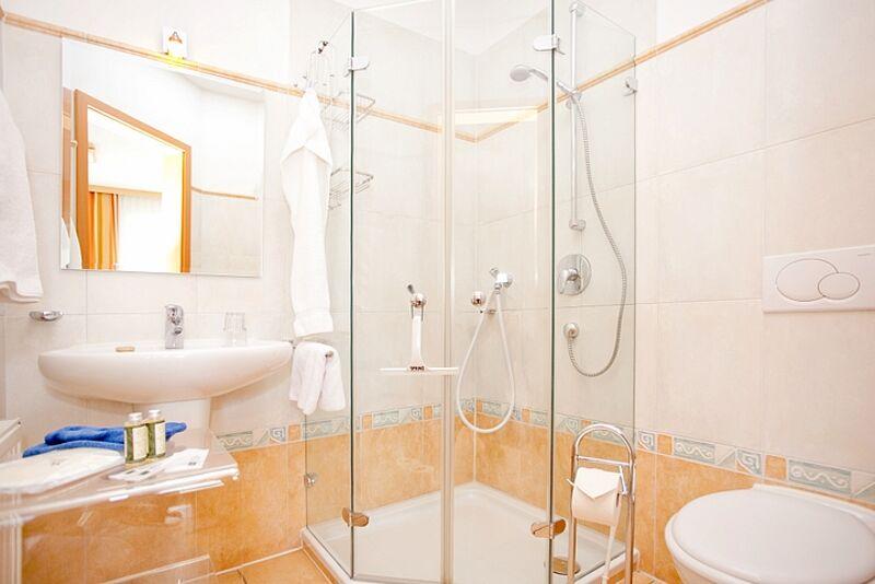 F. X. Mayr Gesundheitszentrum Badezimmer